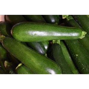 ORGANIC zucchini, the kilo