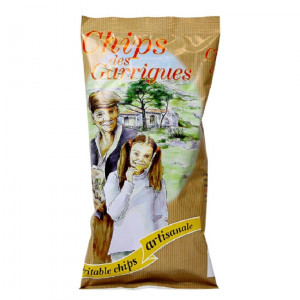 Chips artisanale 125 gr