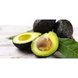 Avocado, the 3 pieces