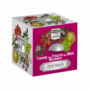Organic fruit tea, box of...